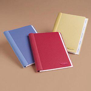 Wilson jones View-Tab Professional 5-Subject Notebook - WLJ55562 ...