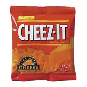 Sunshine Cheez-It Crackers, 8 per Box