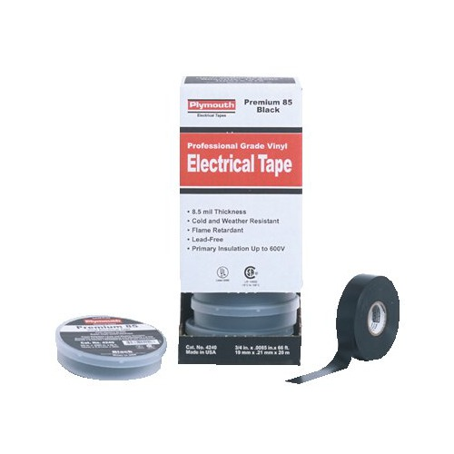 Plymouth Bishop Premium 85 Cw Electrical Tapes 4243