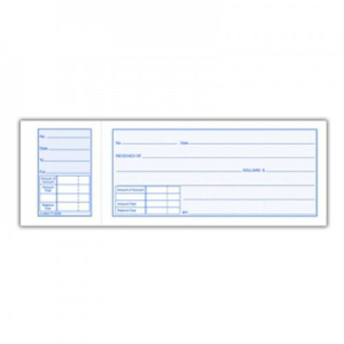 Adams Money/Rent Receipt Book-Single With Stub - ABF9641ABF ...