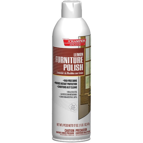 Chase Aerosol Furniture Polish 20 000 OZ CHU5136