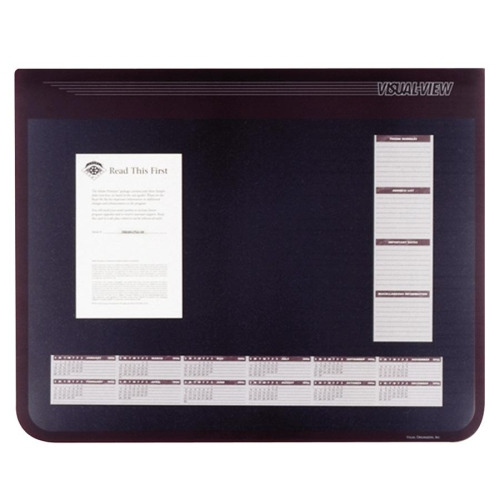 Visual Organizer Visu View Desk Pad Viovc3331 Shoplet Com