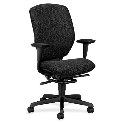HON Resolution 6212 High Back Swivel Chairs HON6212BW19T