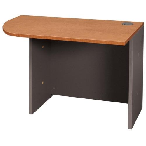 O 39 Sullivan Office Suites Melamine Left Radius Desk Osl12563aot