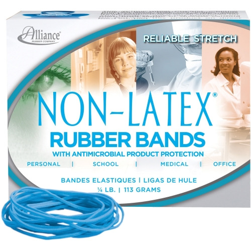 Non Latex Rubber Bands 30