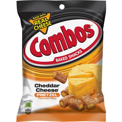 Combos Cheddar Cheese Filled Pretzel Combos Mrs71471