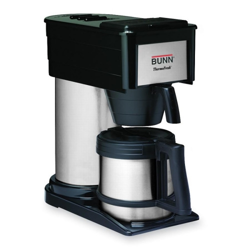 Bunn Coffee Maker Not Enough Water : Bunn Coffee BUNN 10-Cup Thermofresh Home Brewer - BUN382000016 - Shoplet.com