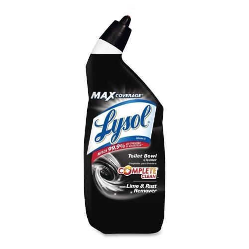 Lysol Toilet Bowl Cleaner With Lime Amp Rust Remove