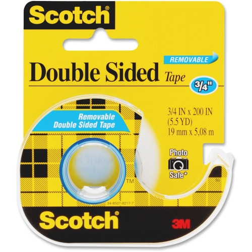 scotch brite scotch double sided tape mmm238. Black Bedroom Furniture Sets. Home Design Ideas