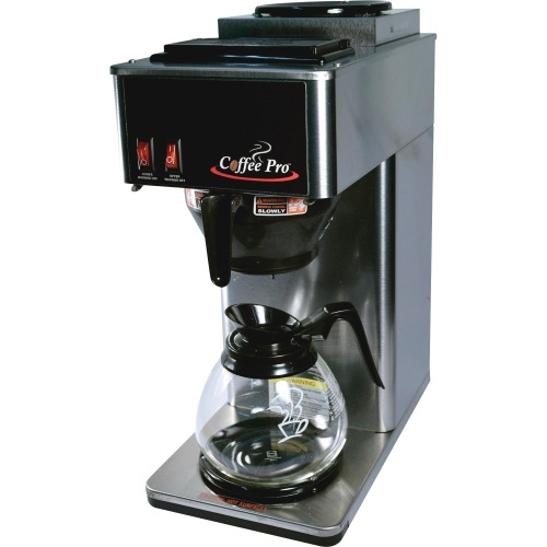 Pro Coffee Maker ~ Coffee pro commercial pour over brewer cfpcp b shoplet