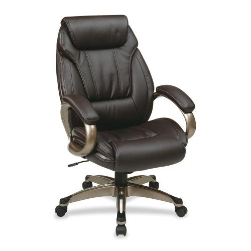 Office Star WorkSmart Executive Chair OSPECH30621EC1