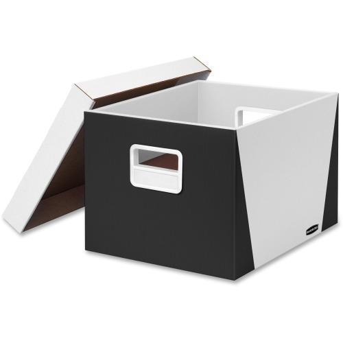 bankers box premier stor file box fel7648401. Black Bedroom Furniture Sets. Home Design Ideas