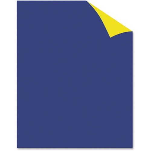 Geographics Two Cool Colors Poster Board - GEO24328