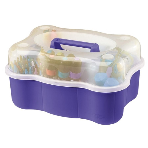 Rubbermaid Carrying Case For Pencil Blue Rub54130
